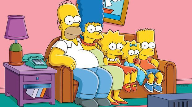 Wir feiern 25 Jahre Simpsons!