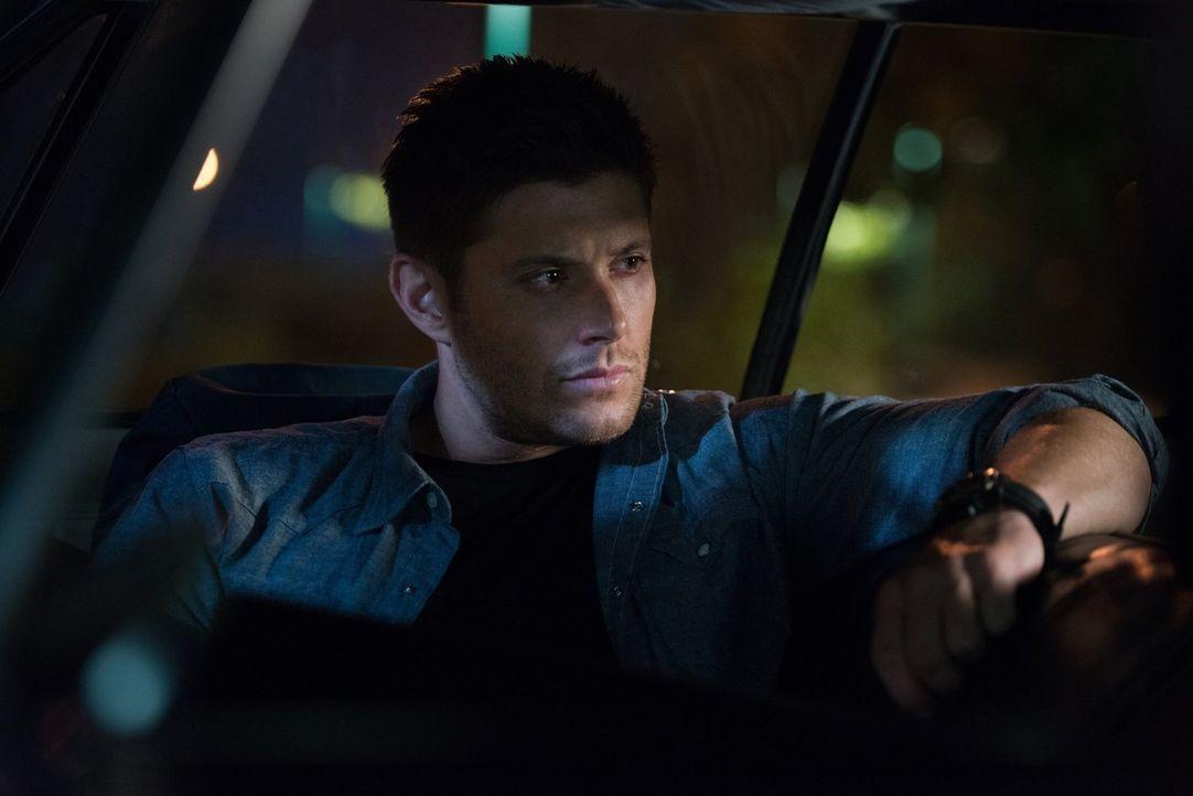 Dean (Jensen Ackles) wird bewusst, dass die Rückkehr der Finsternis sogar die Monster und Dämonen in Angst und Schrecken versetzt ... - Bildquelle: 2014 Warner Brothers