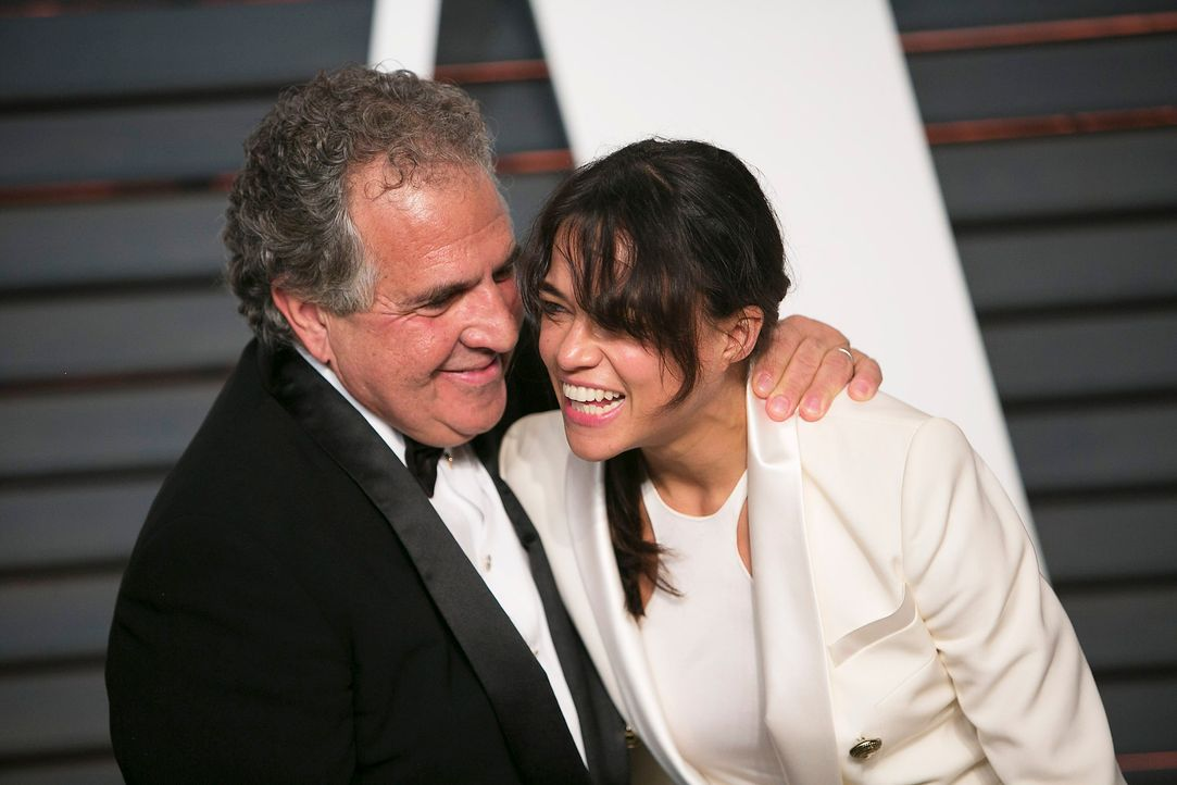 Oscars-Vanity-Fair-Party-Michelle-Rodriguez-150222-AFP - Bildquelle: AFP