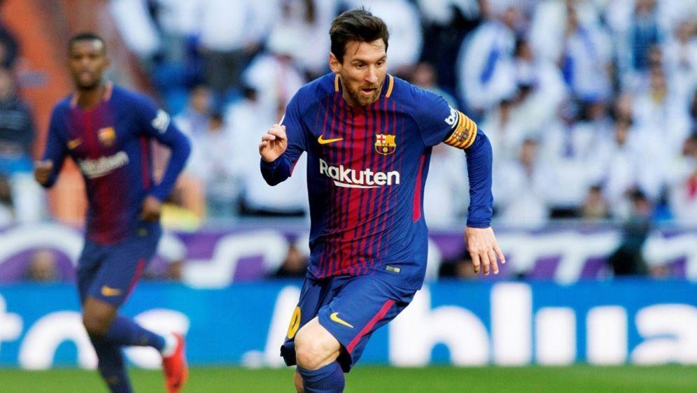 Lionel Messi steckt in Steuerproblemen - Bildquelle: FIROFIROSID