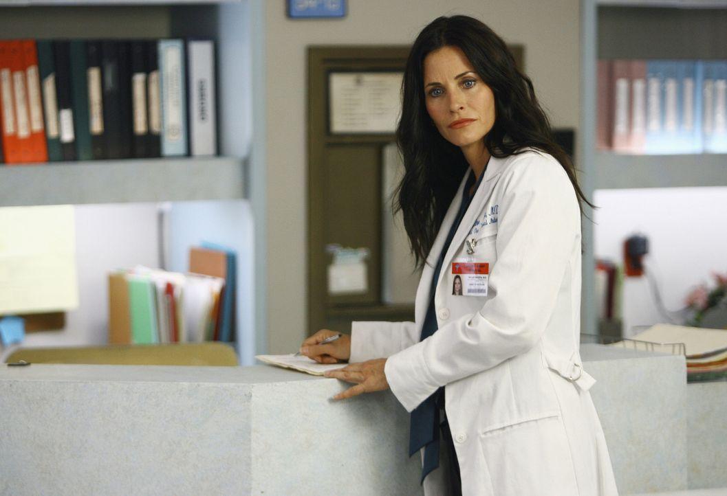 Krankenhausneuzugang Dr. Maddox (Courteney Cox) mischt kräftig mit ... - Bildquelle: Touchstone Television