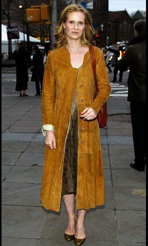 Cynthia Nixon früher - Bildquelle: Wenn