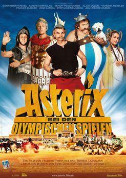 Asterix bei den Olympischen Spielen - ASTERIX BEI DEN OLYMPISCHEN SPIELEN - P...