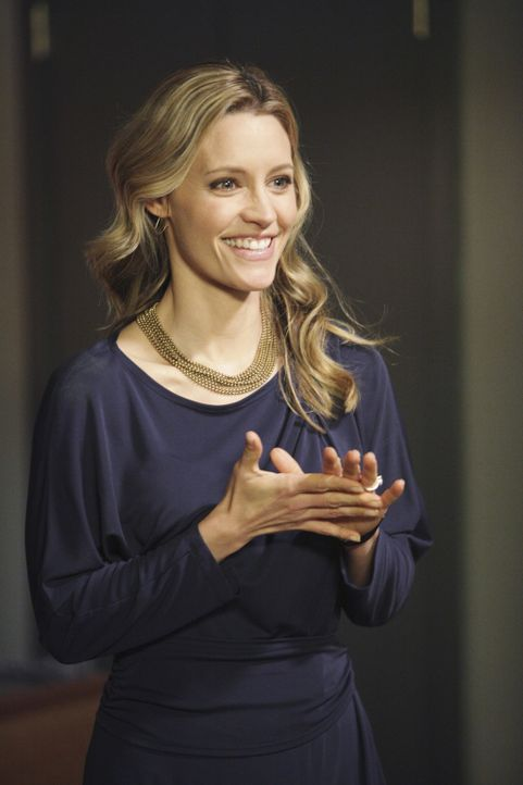 Ist glücklich mit Cooper: Charlotte (KaDee Strickland) ... - Bildquelle: ABC Studios