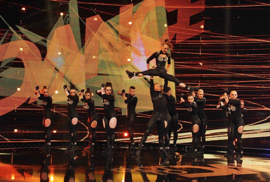 Got-To-Dance-Virginity-01-SAT1-ProSieben-Willi-Weber - Bildquelle: SAT.1/ProSieben/Willi Weber