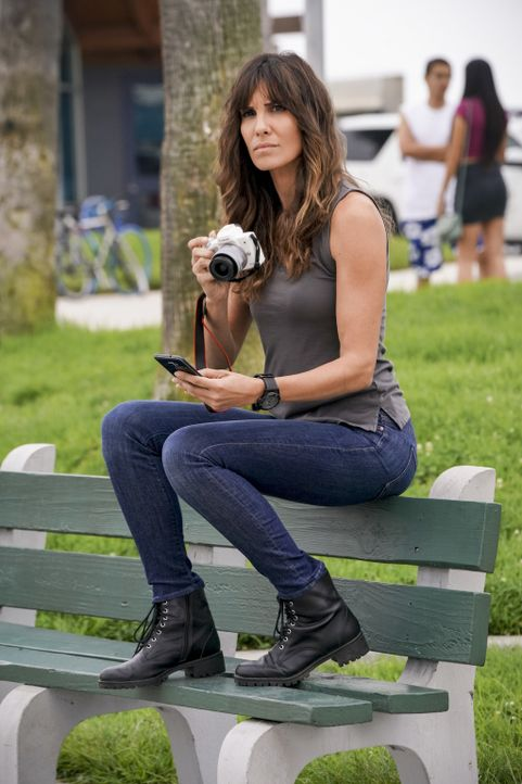 Kensi Blye (Daniela Ruah) - Bildquelle: Ron Jaffe 2018 CBS Bradcasting, Inc. All Rights Reserved./  Ron P. Jaffe