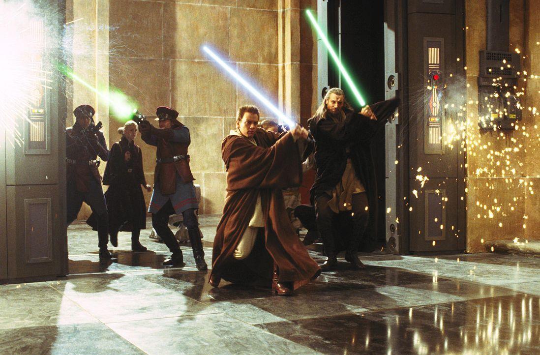 star-wars-3d-dunkle-bedrohung-02-twentieth-century-foxjpg 1400 x 921 - Bildquelle: Twentieth Century Fox