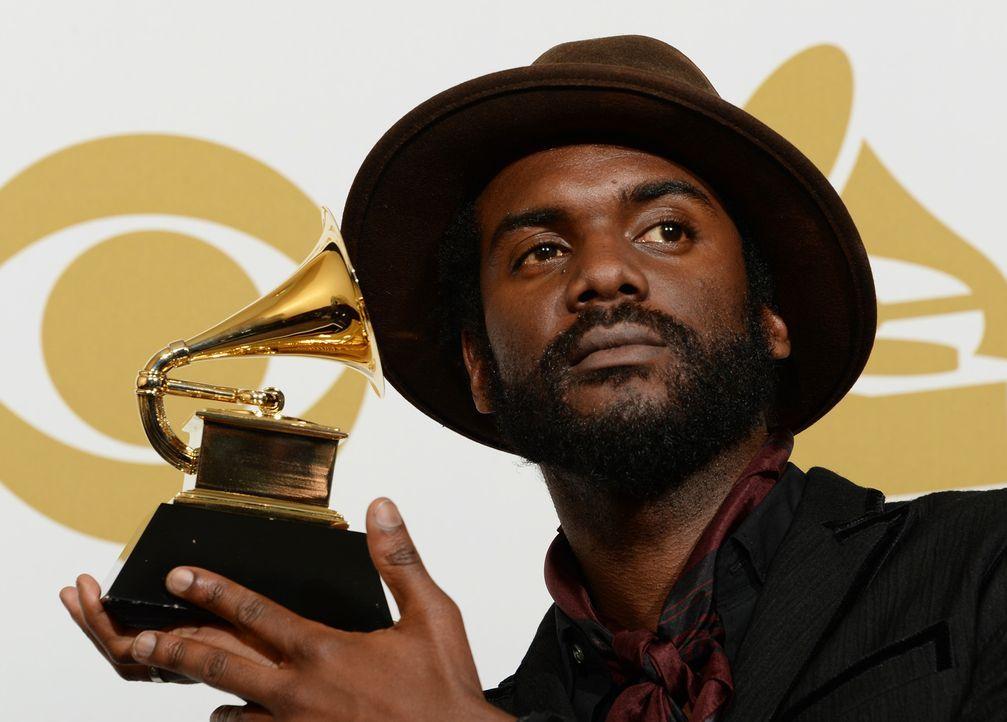 Grammy-Awards-Ben-Harper-14-01-26-AFP - Bildquelle: AFP