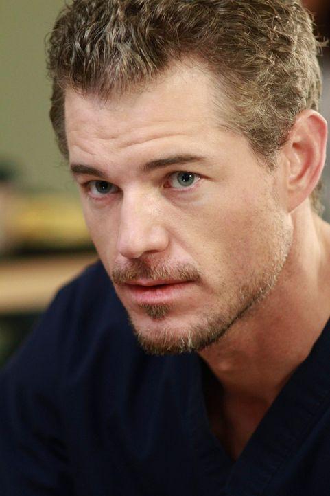 Macht Callie und Arizona deutlich, dass er seine künftige Vaterrolle sehr ernst nimmt: Mark (Eric Dane) ... - Bildquelle: ABC Studios