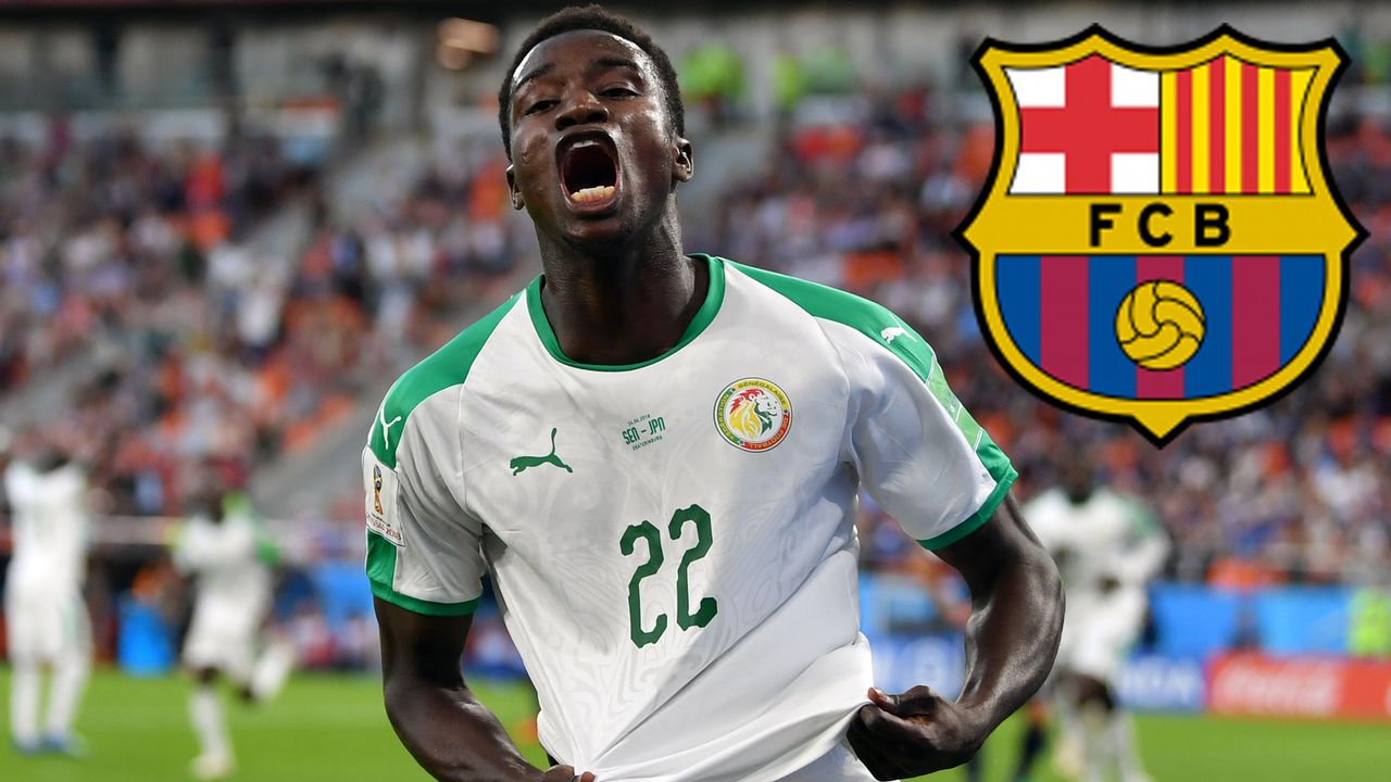 Moussa Wague (Zugang FC Barcelona) - Bildquelle: 2018 Getty Images
