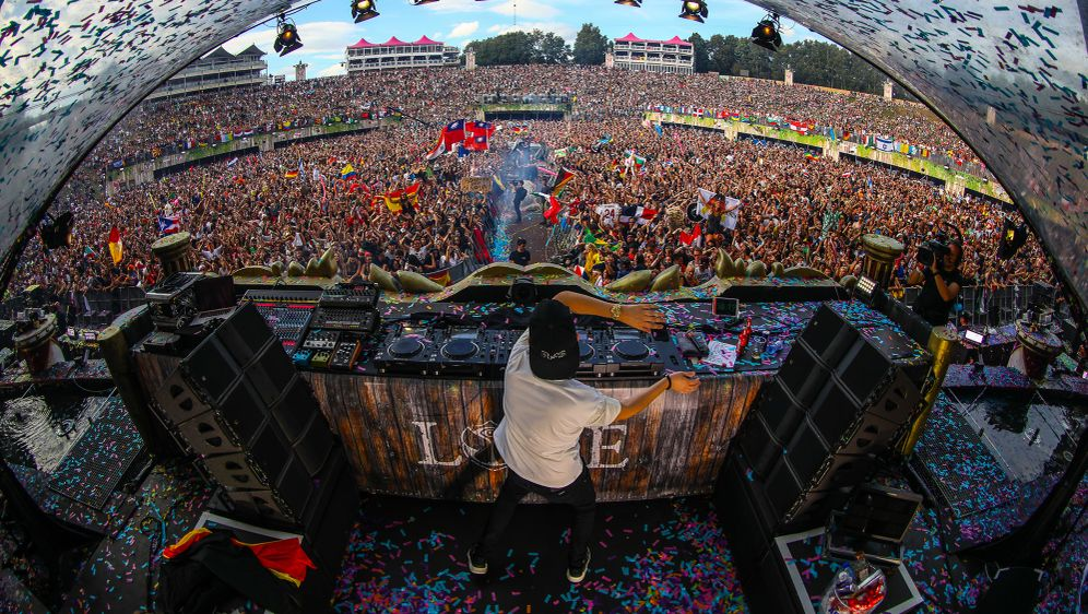 - Bildquelle: Tomorrowland/dpa