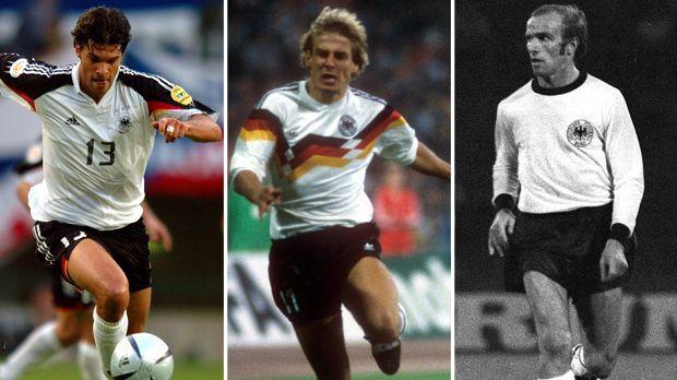 Em 1964 2016 Trikots Der Deutschen Nationalmannschaft