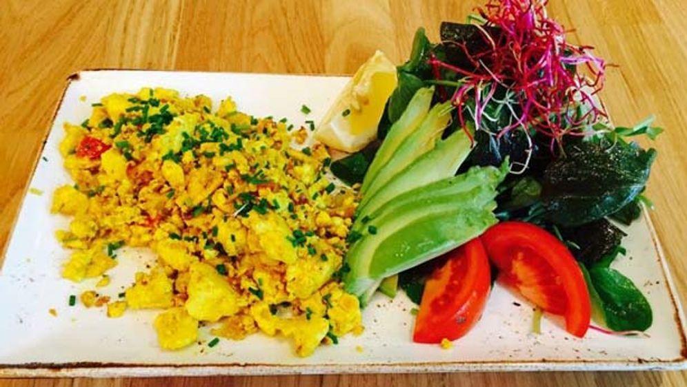 Tofu-Rührei-Rezept - Bildquelle: kabeleins