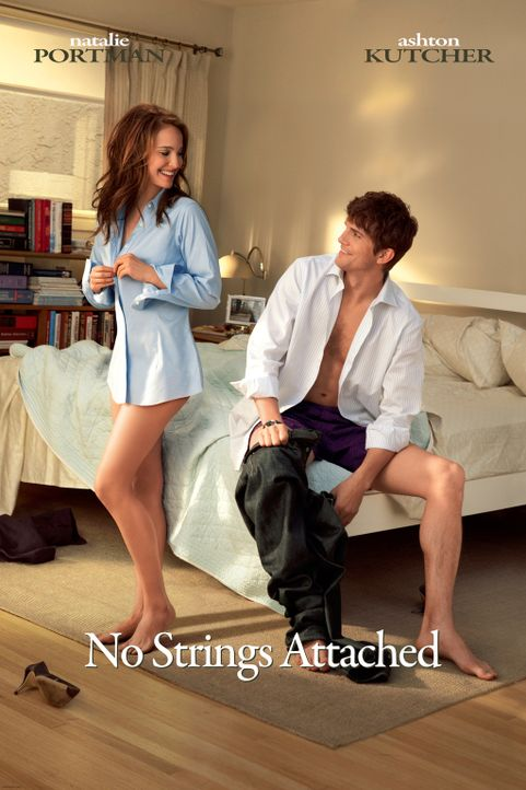 No Strings Attached - Plakatmotiv - Bildquelle: 2011 DW Studios LLC. All Rights Reserved.
