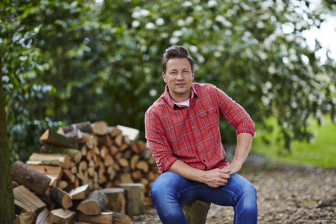 (1. Staffel) - Die Wohlfühlgerichte schwirrten Jamie Oliver schon lange im Kopf herum, endlich bringt er sie auf den Tisch ... - Bildquelle: FRESH ONE PRODUCTIONS MMXIV
