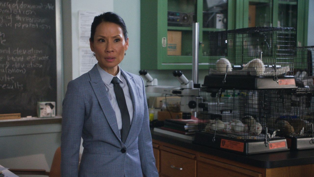 Dr. Watson (Lucy Liu) - Bildquelle: 2018 CBS Broadcasting, Inc. All Rights Reserved.