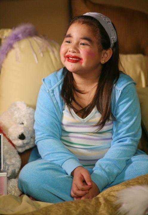 Fünf Jahre später: Die kleine Juanita (Kaili Say) macht es ihrer Mutter nicht leicht ... - Bildquelle: ABC Studios