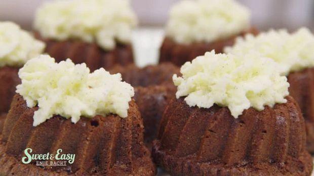 Midi Mousse Gugls: Das fluffig-leckere Rezept aus Sweet & Easy: Enie backt