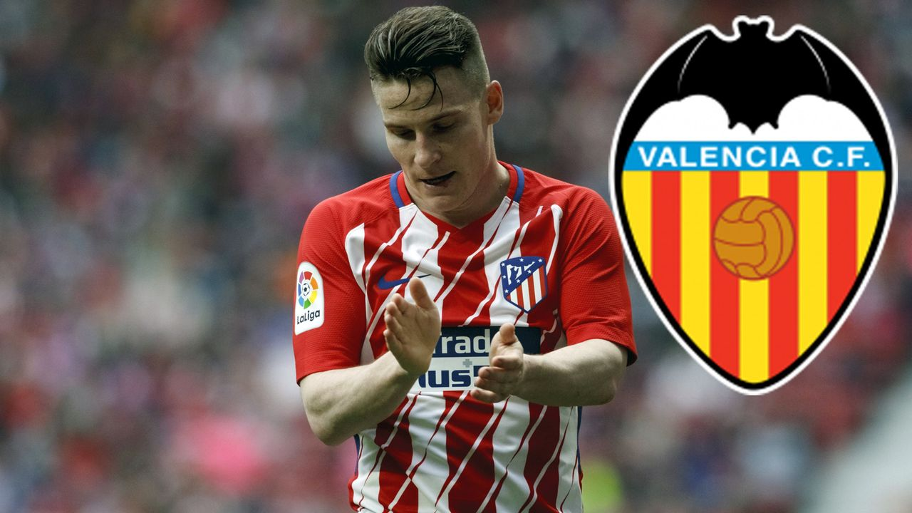 Kevin Gameiro (Zugang FC Valencia) - Bildquelle: imago/Cordon Press/Miguelez Sports