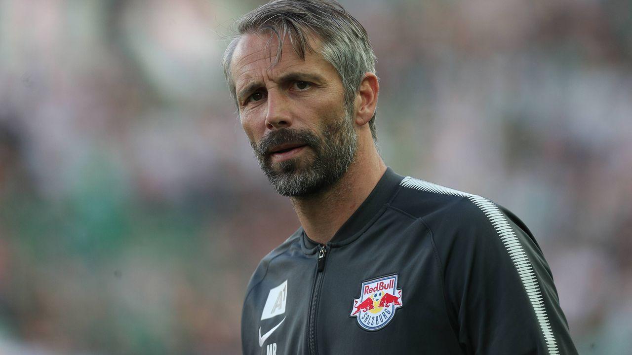 Marco Rose (RB Salzburg) - Bildquelle: imago/GEPA pictures