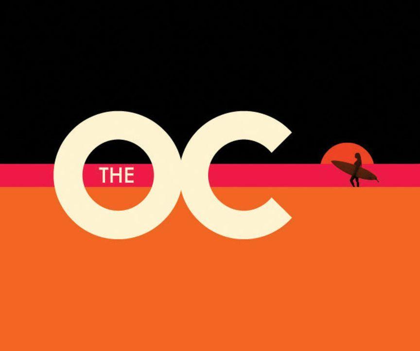 O.C., CALIFORNIA - Logo - Bildquelle: Warner Bros. Television