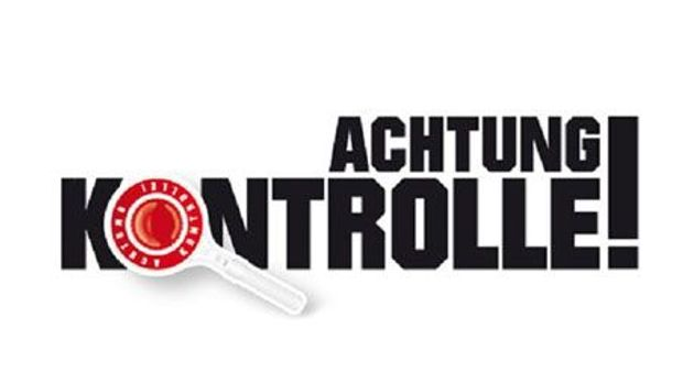 Achtung Kontrolle