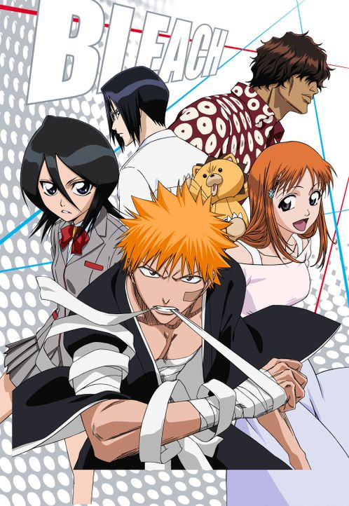 BLEACH - Artwork