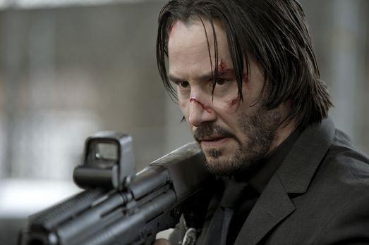 John Wick - John Wick (Keanu Reeves) eilt ein Ruf voraus, der alle bösen Bube...