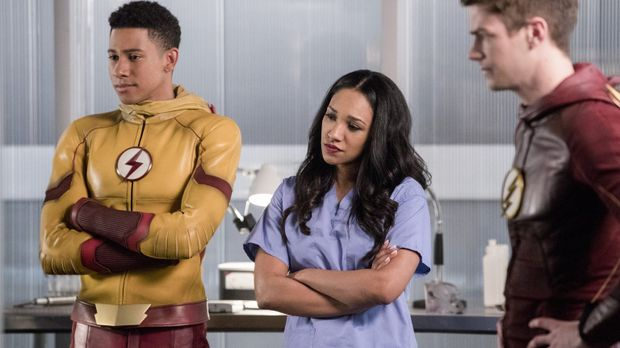 The Flash - The Flash - Staffel 3 Episode 18: Abra Kadabra