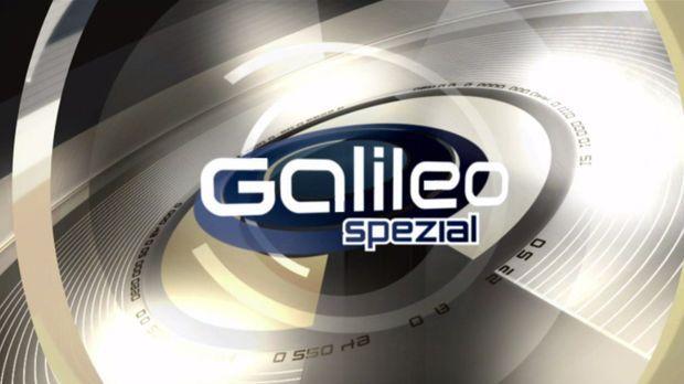 Galileo Spezial - Logo