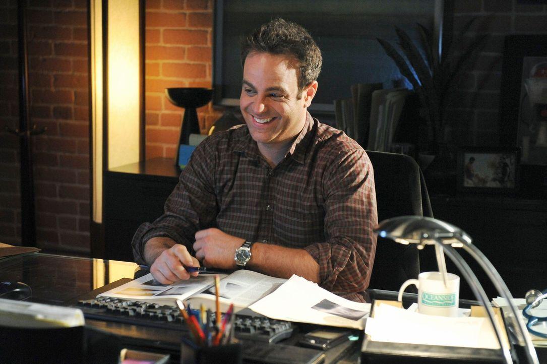 Möchte gerne eigene Kinder: Cooper (Paul Adelstein) ... - Bildquelle: ABC Studios