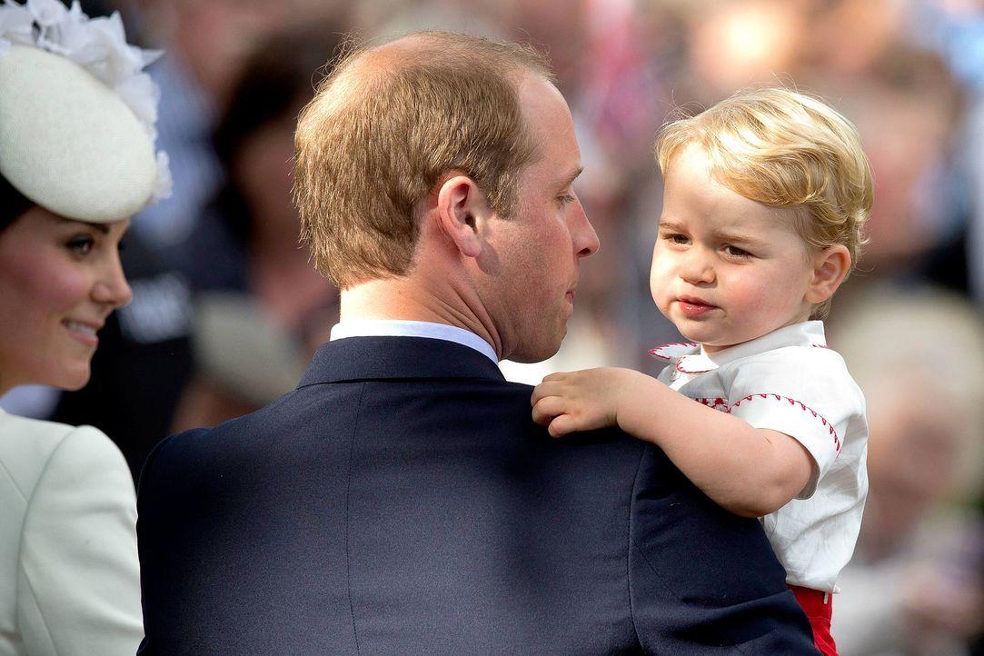 Taufe-Prinzessin-Charlotte-15-07-05-13-AFP - Bildquelle: AFP
