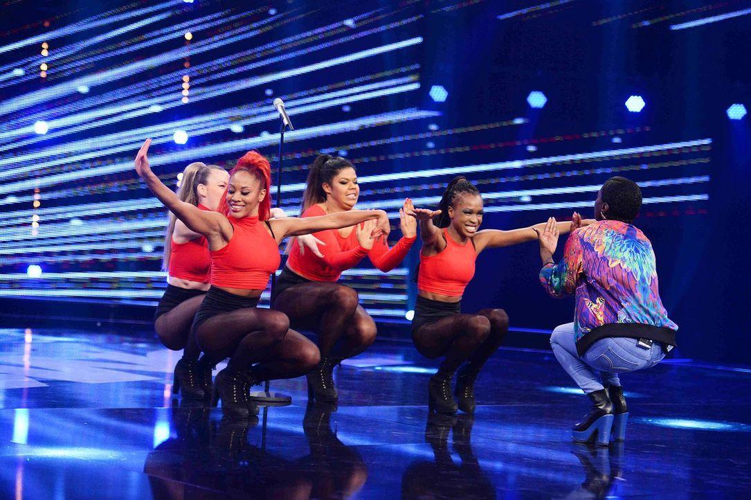 Got-To-Dance-House-of-Melody-08-SAT1-ProSieben-Willi-Weber - Bildquelle: SAT.1/ProSieben/Willi Weber