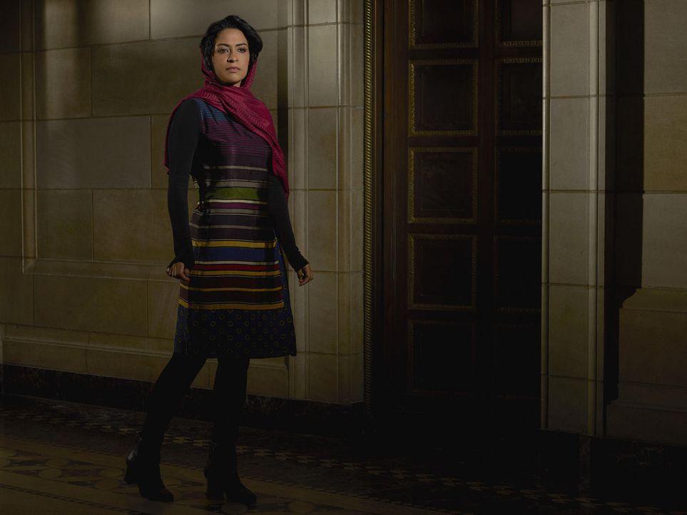 (1. Staffel) Nimah Amin (Yasmine Al Massri) ... - Bildquelle: 2015 ABC Studios