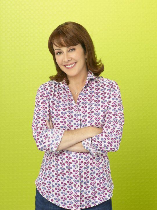 (1. Staffel) - Eine ganz besondere Frau und Mutter: Frankie Heck (Patricia Heaton) ... - Bildquelle: Warner Brothers
