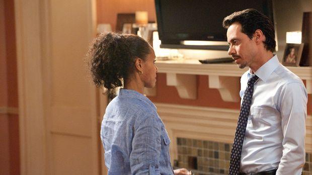 Detective Nick Renata (Marc Anthony, r.) verspricht Christina Hawthorne (Jada...