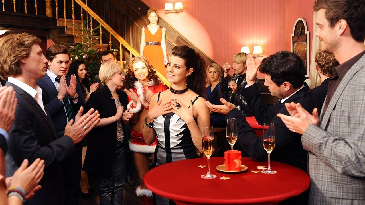 Anna-und-die-Liebe-Folge-846-01-Sat1-Oliver-Ziebe - Bildquelle: SAT.1/Oliver Ziebe