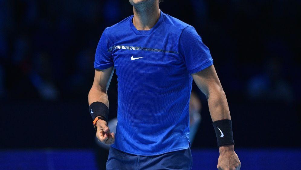 Rafael Nadal unterliegt David Goffin - Bildquelle: AFPAFPGLYN KIRK
