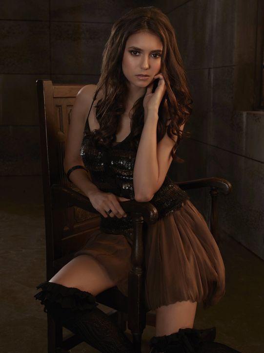 (3. Staffel) - Im ständigen Kampf gegen das Böse: Elena Gilbert (Nina Dobrev) - Bildquelle: Warner Brothers