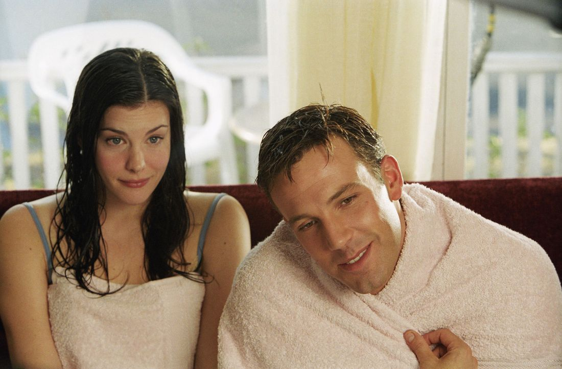 Finden Maya (Liv Tyler, l.) und Ollie (Ben Affleck, r.) zusammen? - Bildquelle: Peter Sorel Miramax Films. All rights reserved