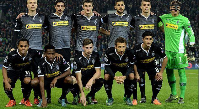 Gladbach Juventus Live