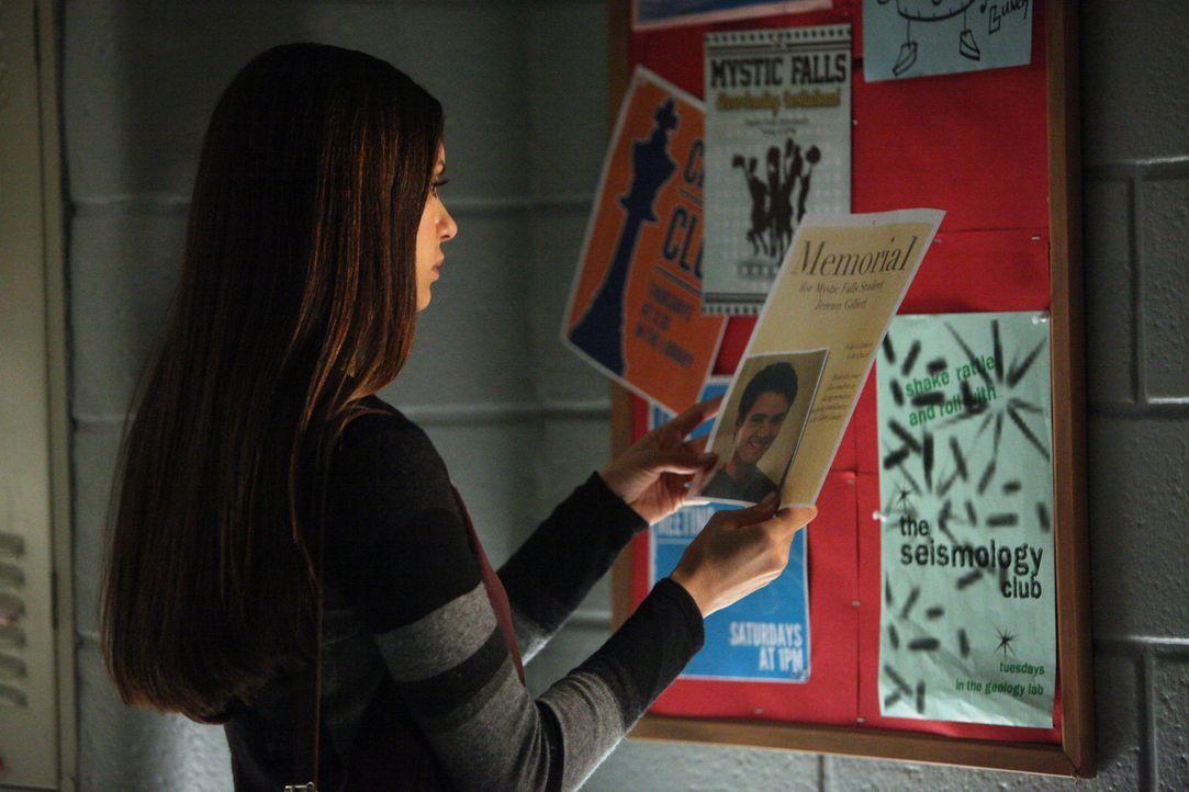 Eigentlich sollte der Tod ihres Bruders bei Elena (Nina Dobrev) für riesige Trauer und Bestürzung sorgen ... - Bildquelle: Warner Brothers