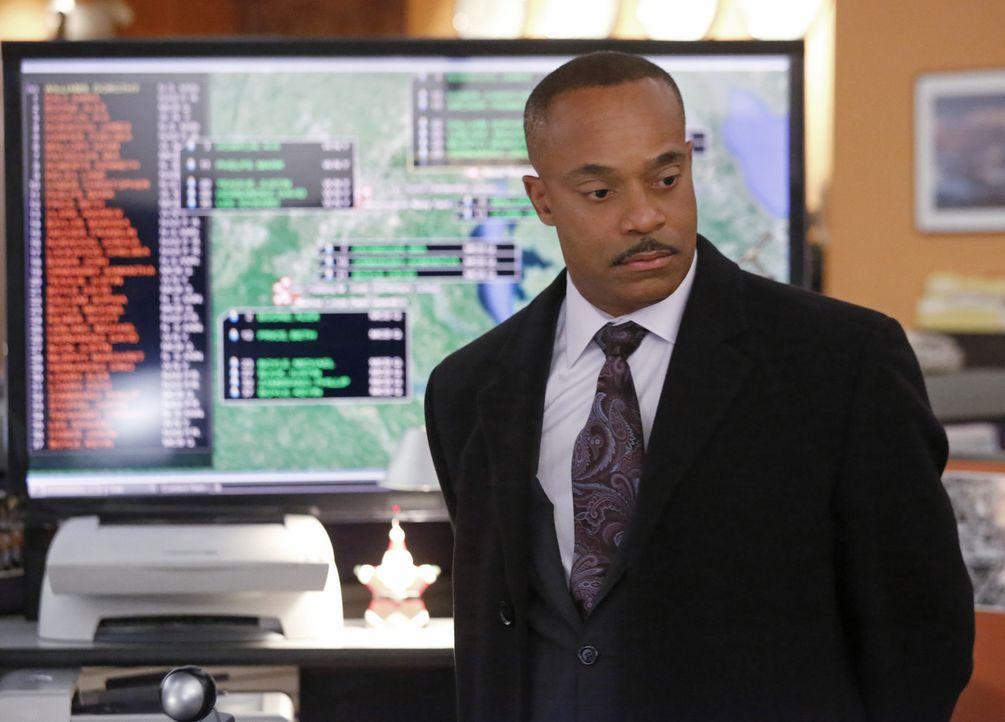 Bekommt unerwarteten Besuch: Vance (Rocky Carroll) ... - Bildquelle: CBS Television