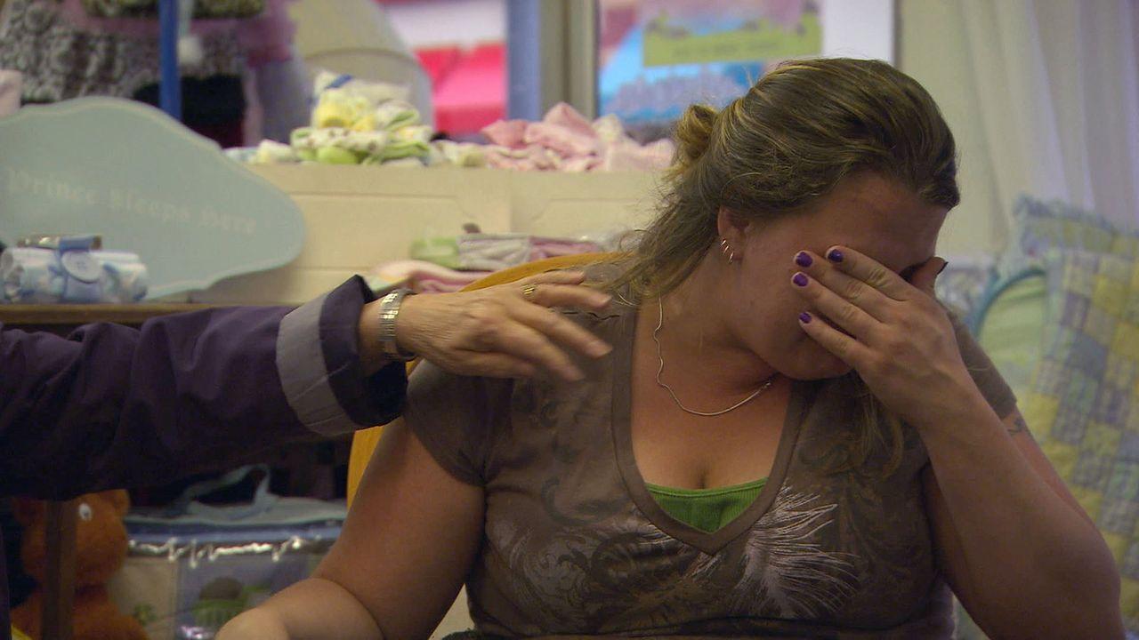 Jamie hat bereits drei Kinder und sie ist alleinerziehend. Sie ist mit der Situation völlig überfordert ... - Bildquelle: Universal Pictures