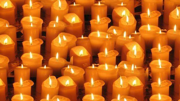 Lingam Massage Kerzen