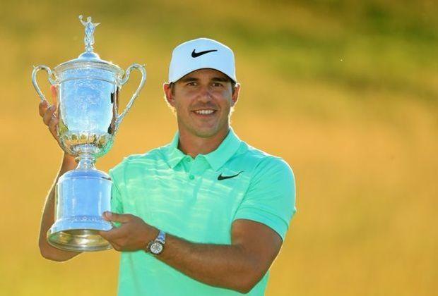 Rekordsieg: Brian Koepka gewinnt überraschend US Open
