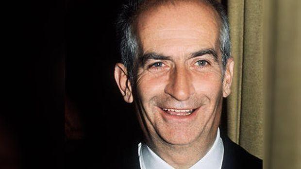 Louis de Funes 1971 AFP