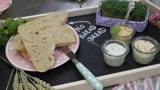 Das Rezept aus Enie backt: Brot ohne kneten