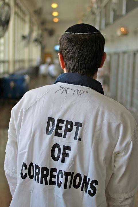 Der Alltag im Georgia Diagnostic and Classification Gefängnis in Jackson stellt auch den Insassen Russell Rollf vor Herausforderungen ... - Bildquelle: Josh Fowler part2pictures