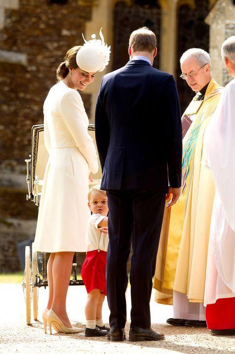 Taufe-Prinzessin-Charlotte-15-07-05-18-AFP - Bildquelle: AFP